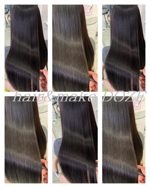 髪質改善プレミアムトリートメントと髪質改善的なものは全然違うんです!!!