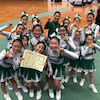 大会出場「第9回子どもチアリーディング大阪大会」の画像