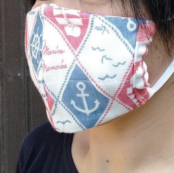 マスク で 白雪 ふきん