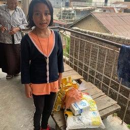 画像 【緊急募金依頼】新型コロナウィルスの影響で食糧にありつけない難民の人に食糧を届けています! の記事より 2つ目