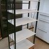 ♻️家具♻️NITORI オープンシェルフ♻️NITORI デスクワゴンセットの画像