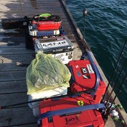 画像 【チヌ・筏】3連釣3日目@佐賀県唐津市『西遊魚センター』【CHINU男】 の記事より 7つ目