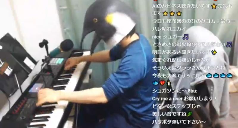 ピアノ ござ さん