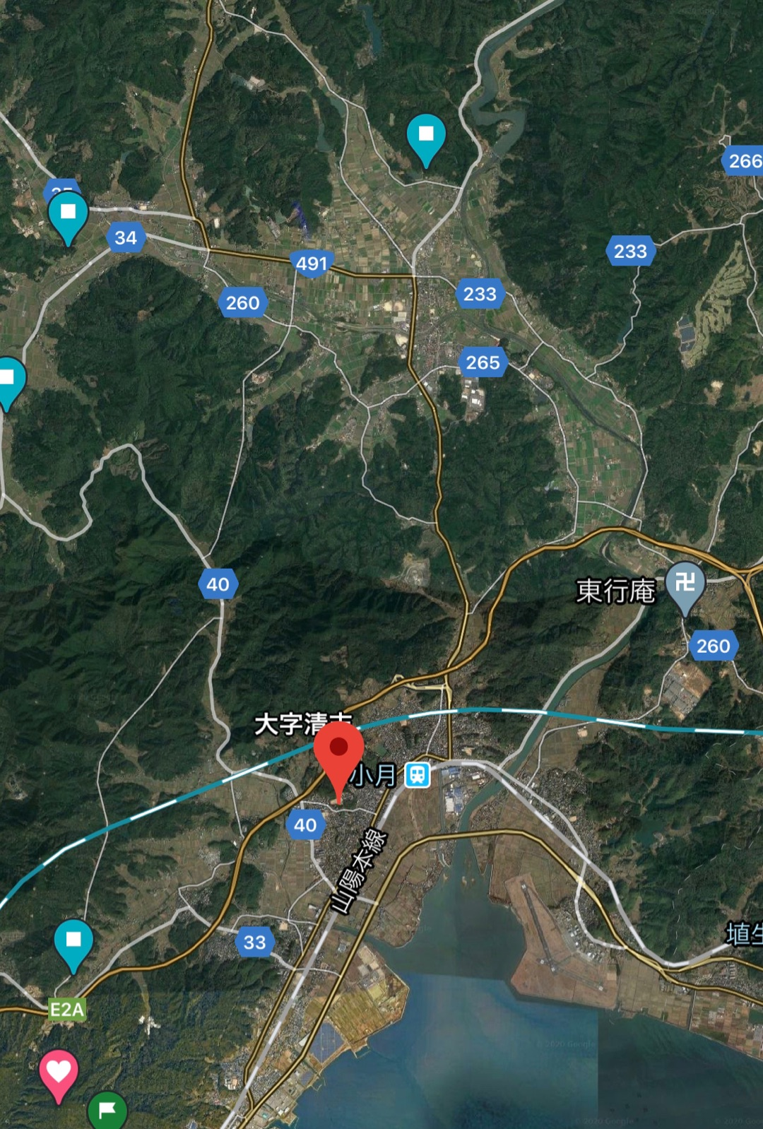 下関市清末にあった清末藩について | 日本の歴史と日本人のルーツ