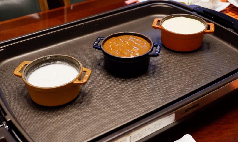 チーズ フォンデュ 片栗粉