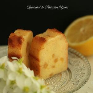 究極の焼き菓子-⑤ サヴァラン仕立てのケーク・シトロンの画像