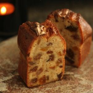 究極の焼き菓子-⑧ 究極のフルーツケーキの画像