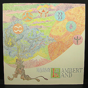 TASAVALLAN PRESIDENTTI「Lambert Land」★ 3rd /#0122の画像