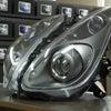 スバル R1 ヘッドライトカスタム & ダイハツ ムーヴ ヘッドライトクリーニングの画像