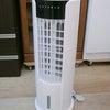 ♻️季節家電♻️SKジャパン 冷風扇♻️スリーアップ スリムタワーファンの画像