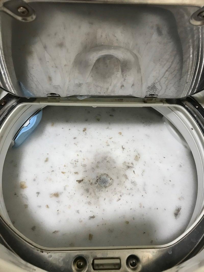 オキシ クリーン 洗濯 槽 掃除