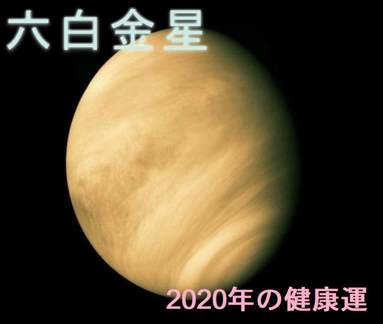 2020年(令和2年) 六白金星の健康運と吉方凶方の記事より
