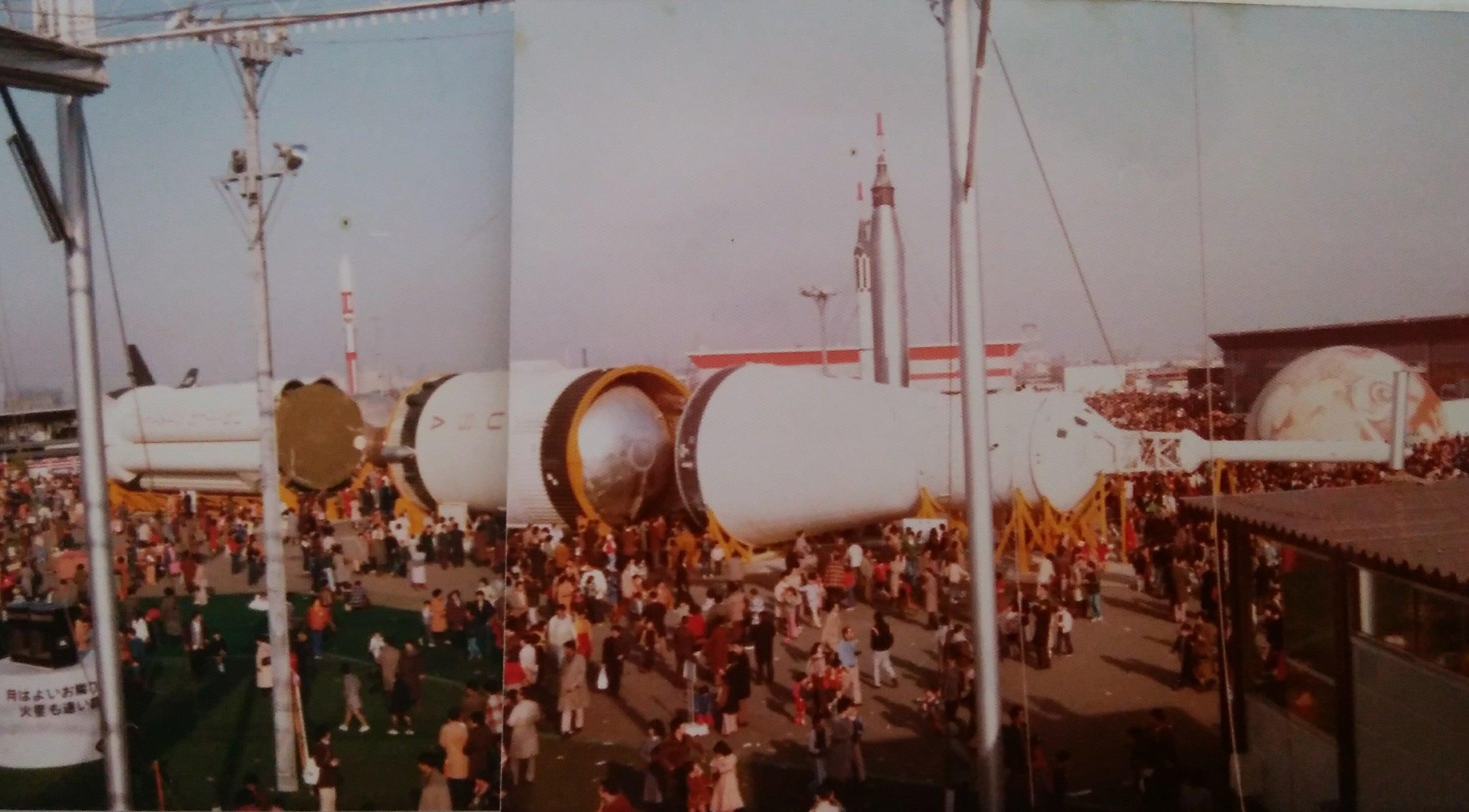 架空鉄道 もしも宇都宮石材軌道の歴史が変わっていたら・・のブログ宇宙博 昭和53年1978年 見学した頃 特急ひばり号 撮影