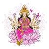 豊かさにオススメなのは、豊穣の女神ラクシュミーの画像