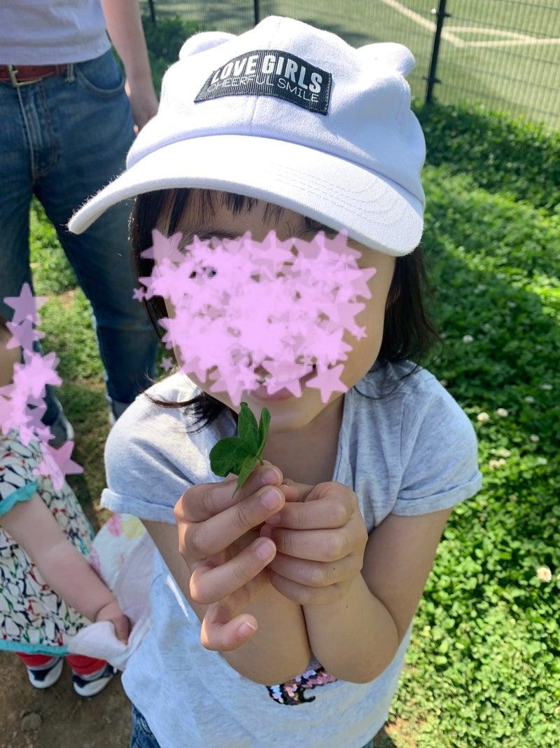 花冠 作り方 シロツメクサ