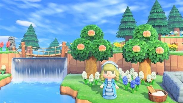 あつ森自然な島