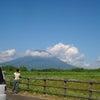 ホームページと旅ブログの画像