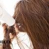薄毛予防は日頃のヘアケアが重要です。の画像