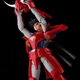 画像 【製品レビュー】超弾可動 鎧伝サムライトルーパー 烈火のリョウ の記事より 7つ目