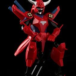 画像 【製品レビュー】超弾可動 鎧伝サムライトルーパー 烈火のリョウ の記事より 6つ目