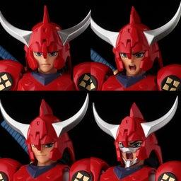 画像 【製品レビュー】超弾可動 鎧伝サムライトルーパー 烈火のリョウ の記事より 11つ目