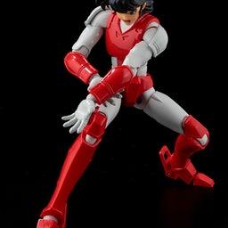 画像 【製品レビュー】超弾可動 鎧伝サムライトルーパー 烈火のリョウ の記事より 4つ目
