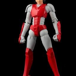 画像 【製品レビュー】超弾可動 鎧伝サムライトルーパー 烈火のリョウ の記事より 2つ目