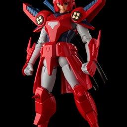 画像 【製品レビュー】超弾可動 鎧伝サムライトルーパー 烈火のリョウ の記事より 8つ目