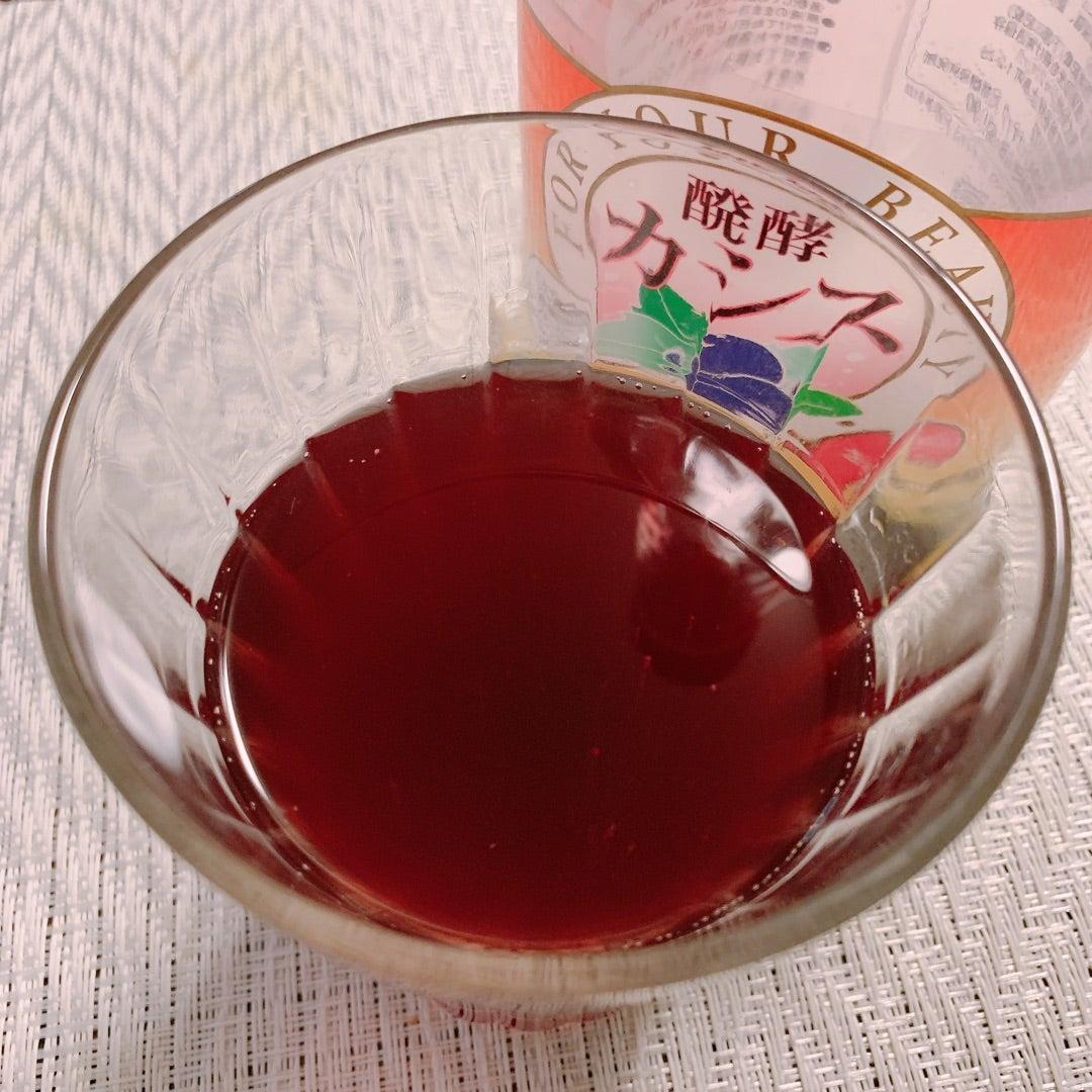 発酵カシス