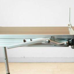 画像 アウトドア用のテーブルがミニ卓球台に早変わり!子供たちの運動不足解消に役立ちます!パパも一緒に… の記事より 4つ目