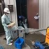受水槽の清掃点検の画像
