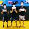 マルワジム横浜 マスク頂きましたの画像