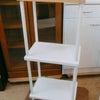 ♻️家具♻️IKEA オープンラック♻️NITORI 伸長ダイニングセット♻️折りたたみテーブルの画像