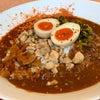 【カレーの王様】《市ヶ谷/昼》魯肉飯カレーの画像