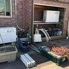 鋼管杭を利用した地中熱システムの設置を進めていますの画像