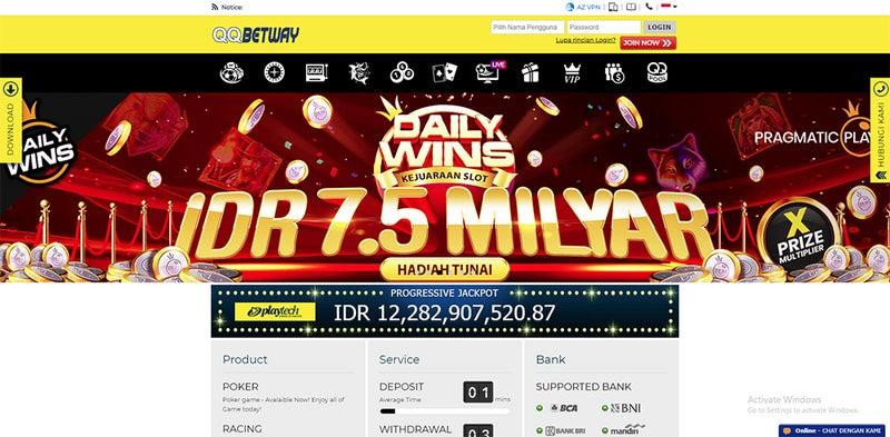 Situs Qq Slot Terbaru Qqbetway Yang Terbaik Pecintawanitaのブログ
