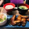 夜ご飯〜鳥手羽の甘辛煮の画像