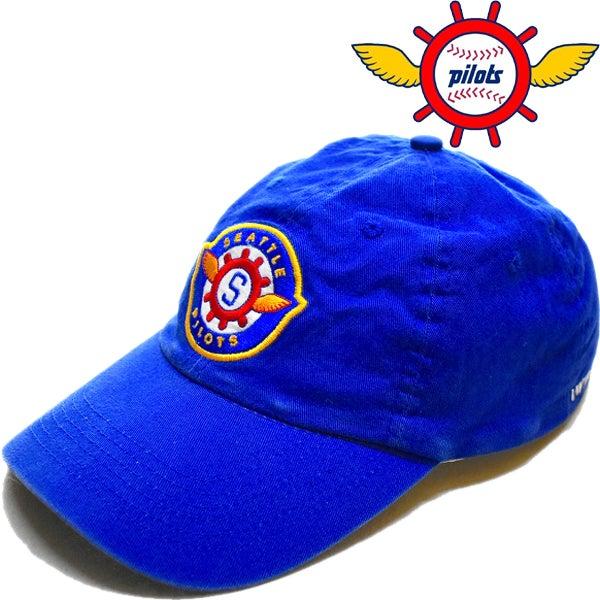 ツバ付帽子ベースボールキャップ@古着屋カチカチ