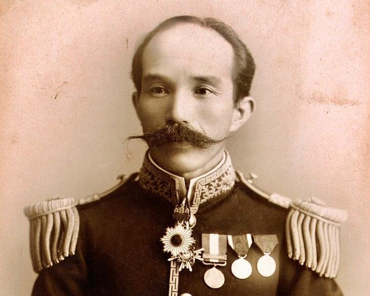 5月16日 は日露戦争の裏側で活躍した外交官 金子堅太郎の忌日。   青木 ...