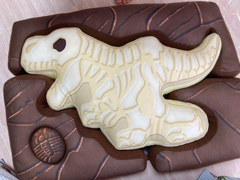 の いにしえ 秘宝 キャラパキ 恐竜 発掘