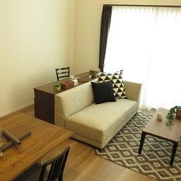 画像 家具の配置アドバイス!ダイニングテーブルとテレビの位置が変えることができれば… の記事より 15つ目