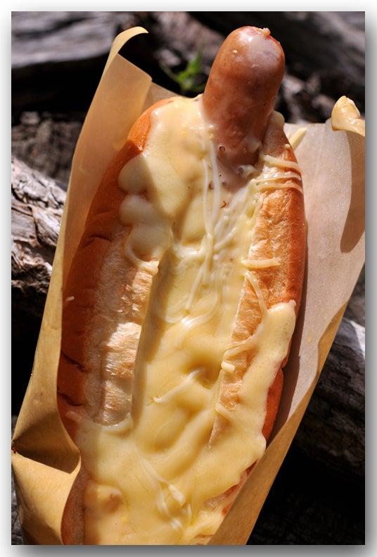 セブンイレブン チーズ ドック