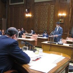 画像 決算委員会で災害対策ついて質問に立ちました の記事より