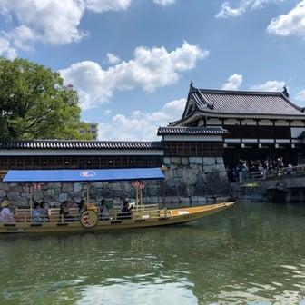 広島城遊覧船再開期日について