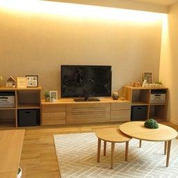 画像 家具の配置アドバイス!映画鑑賞が好きな方へ家具の配置提案!「島型」ソファをおすすめしました。 の記事より 3つ目