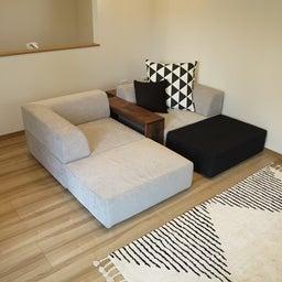 画像 家具の配置アドバイス!映画鑑賞が好きな方へ家具の配置提案!「島型」ソファをおすすめしました。 の記事より 11つ目