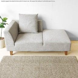 画像 家具の配置アドバイス!映画鑑賞が好きな方へ家具の配置提案!「島型」ソファをおすすめしました。 の記事より 10つ目