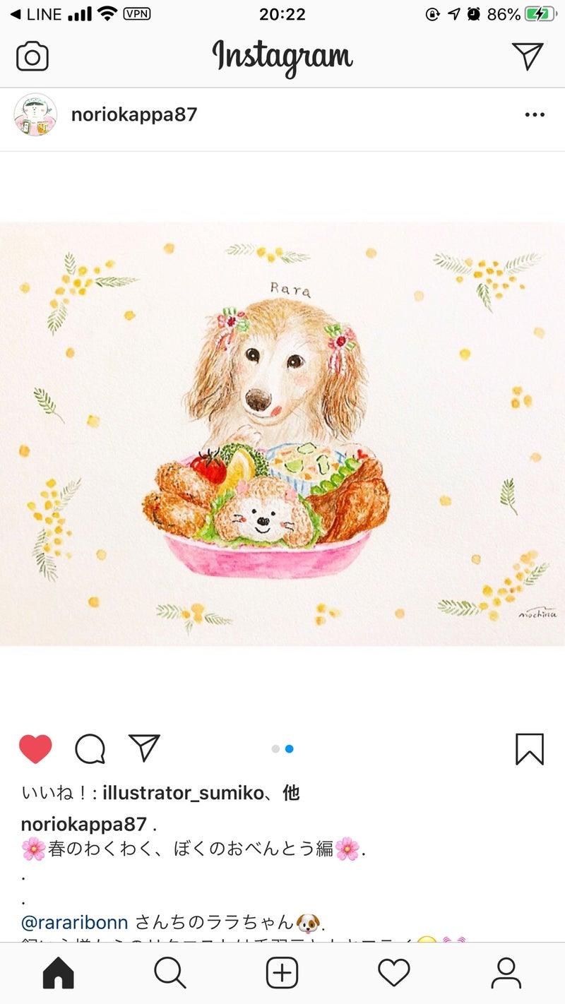 ららちゃんのイラスト ケセラセラ
