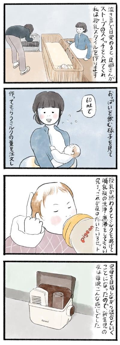 量 新生児 ミルク