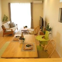 画像 リビングへ入る引戸の開き方で家具の配置が異なってきます。ソファ前が広くなり、ソファも大きくできる の記事より 11つ目